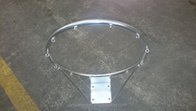 Official Size steel basketball ring