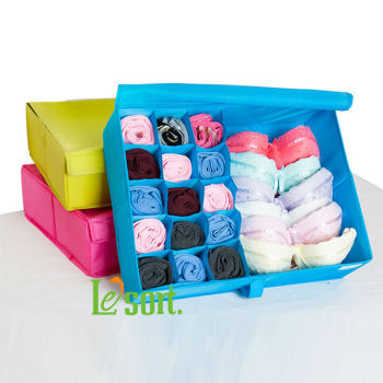 Le'sort underwear storage box
