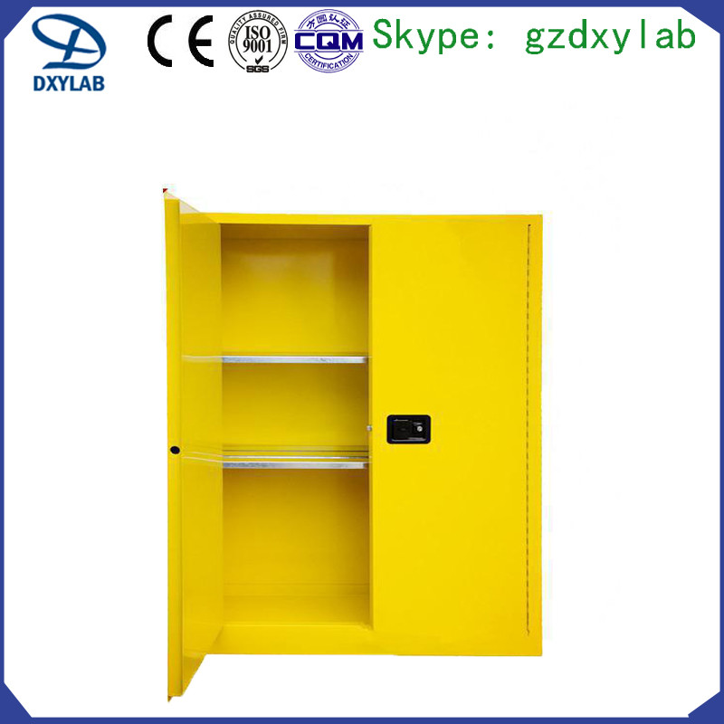 Fire Resistant Flammable Safes Cabinet with double doors