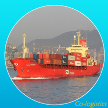 free price sea shipping to London door to door service china consolidation --skype colsales37