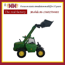 1 24 forklift toy diecast forklift truck model 1/24 toy 3d printing top quality die cast farming tractor toy