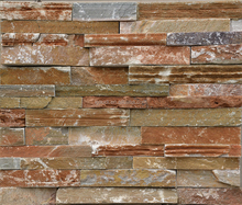 wall decoration strip slate marble mosaic tiles