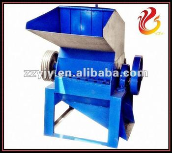 Plastic Crusher for Crush the Plastic PP PE Plastic film