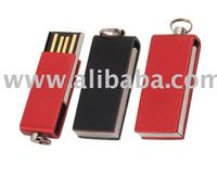 Swivel Mini USB Thumb Drive with Small design and UDP chip