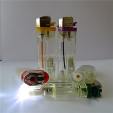 Plastic Flint Cigarette Gas Lighter Refill Valve