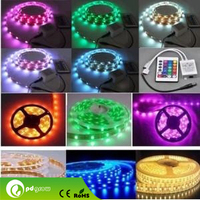 Magic decoration light ip68 RGB LED strip/LED strip light for cabinet/stair/floor lighting