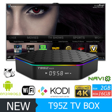 2016 Best Price T95Z Plus Android Tv Box New Amlogic S912 2Gb 3Gb Ram Android6.0 Sunvell T95Z Plus Pendoo