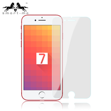 High Transparency 2.5D Matte Anti-Oil Tempered Glass Screen Protector for iPhone 6/6s/7