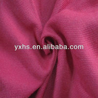 Red 100%Cotton Twill Flannel Fabric for Pyjama anfd Blanketing