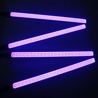 Car Interior Decorative Atmosphere Neon Light Lamp - Best in Automotive Interior Accessories - Auto Car Floor Lights with Brigh