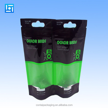 PET/PE Reinforced Cooper Metal Packaging Bag /aluminum foil plastic bag