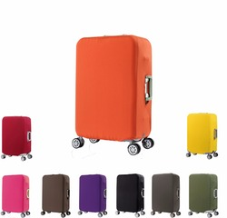 Patterns Customizable Anti-scratch Dustproof Spandex Elastic Travel Luggage Suitcase Cover Protector