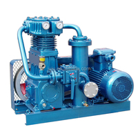 high pressure ammonia compressor with water cooling system
