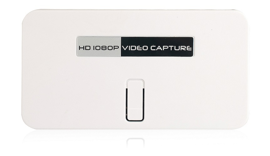 ezcap282 1080P HDMI Video Grabber Capture HDM Component Composite Video Directly to HDD or SD Card no PC required