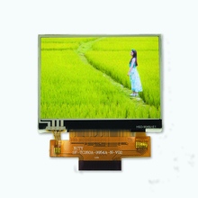 Landscape display 2.6 inch IPS LCD 480*320 with resistive touch screen TFT display panel