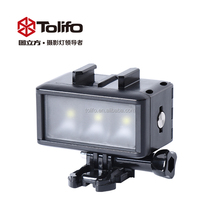 alibaba china supplier produce ip68 video diving underwater camera light for action camera