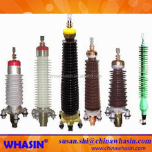 Composite Bushing Outdoor Terminal cable termination kits for High-voltage Overhead Lines and Cable Connections of 66kV to 500kV