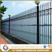 expandable fence/perimeter fence designs/parking lot fence factory