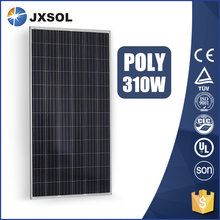 China supply PV module 310w poly best price solar panels per watt