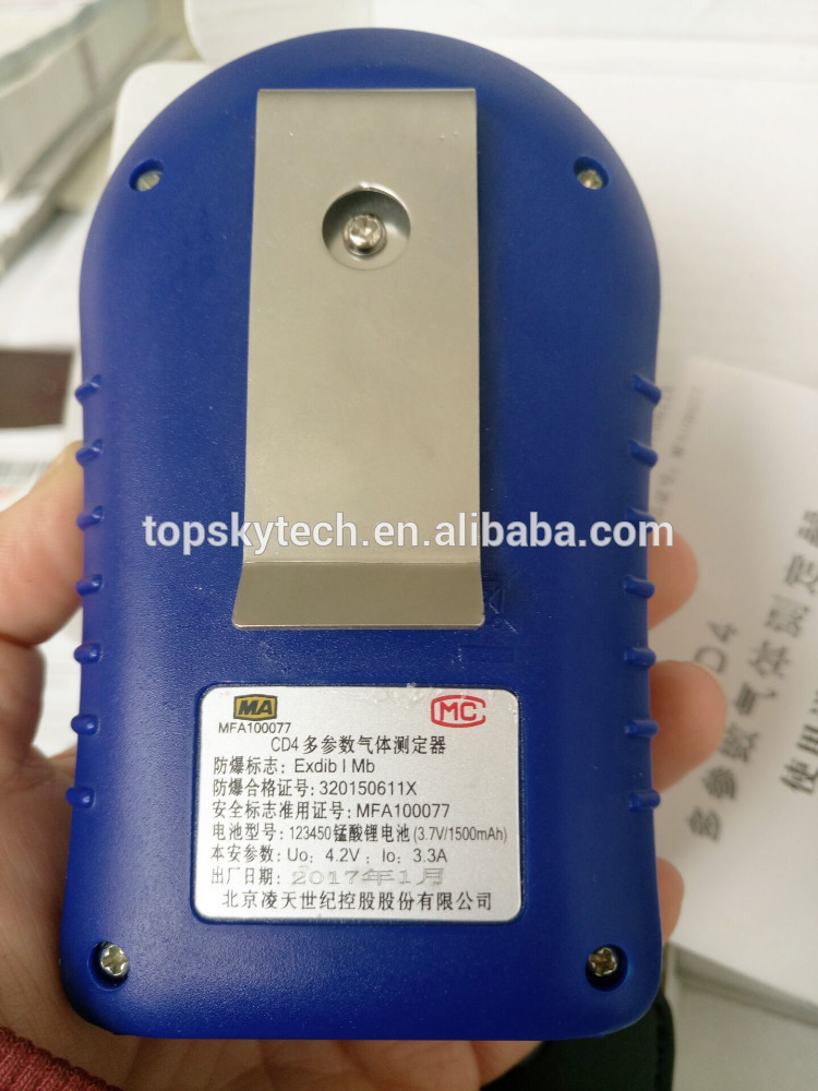 personal gas detector price
