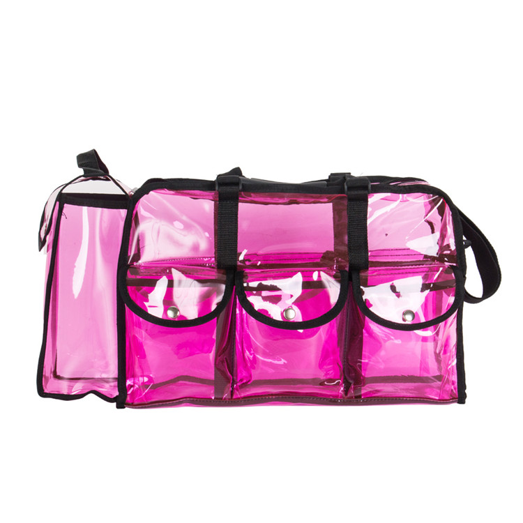 New factory custom makeup bag travel cosmetic bag cheap wholesale makeup bags