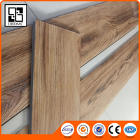 High Quality Chinese best wholesale Factory Price peel stick PVC Noble House Wood Flooring/vinyl plank flooring