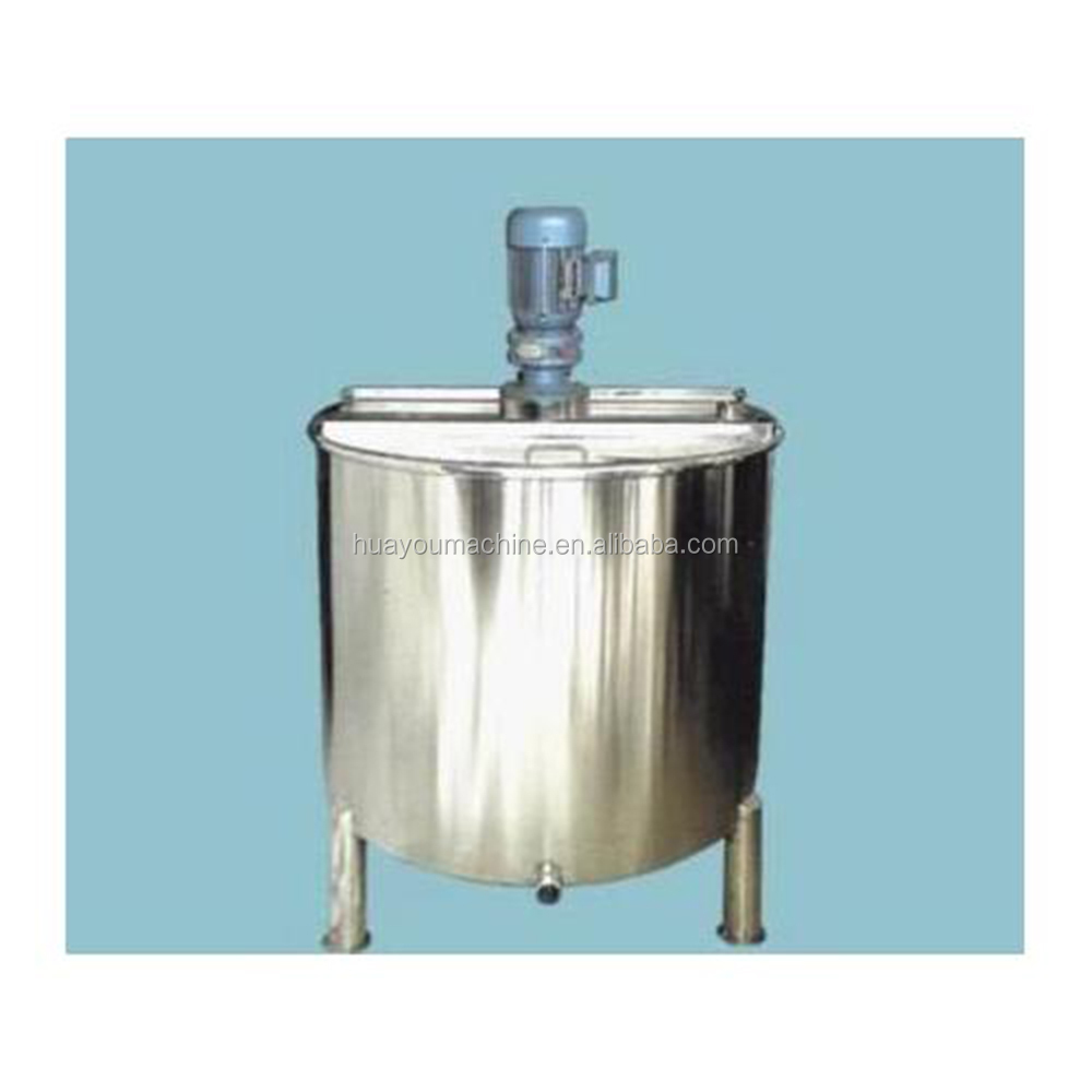 Vacuum Stirring Pot 100L-1000L chemical mixing equipment