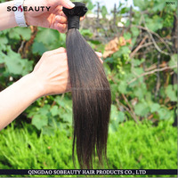2016 Best New Year Hotsale Big Stock Fast Shipping raw unprocessed 100% asian virgin hair