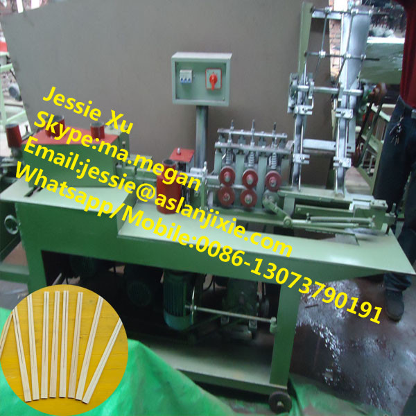 Disposable chopstick making machine/Wooden chopstick forming machine