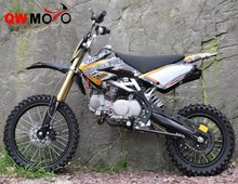 High quality semi-automatic Manual 125cc Pit Bike for adults