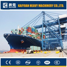 quay container load and unload crane shiploader