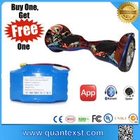 Quantex Good Price High Quality Hoverboard Charger Import Electric Scooters from China