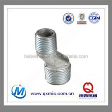 Eccentric Nipple Malleable Iron Pipe Fittings