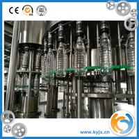 Automatic Liquid Filling Production Line Liquid Bottling Machine for juice, oil, beverage, milk