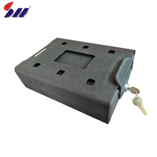 Business Gift Duty Steel Hidden Portable Car Safe