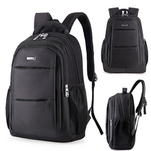 16 Inch waterproof Computer laptop bag with felt travel unisex student school backpack bag for college