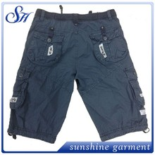 High Quality Cotton cotton Mens Cargo Shorts