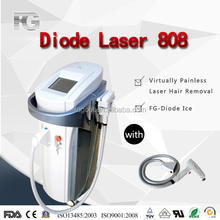 Laser Hair Removal Latest Medical Instrument