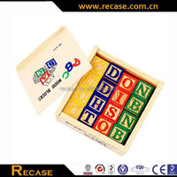 Fingerboard game wooden brain teaser educational wooden toy