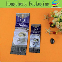 Factory wholesale moisture proof side gusset aluminiumfoil coffee bags/ laminating material coffee packaging bags