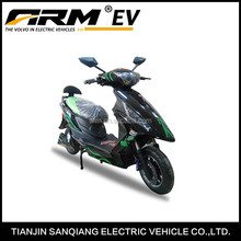Attractive Design Black Brushless Chinese Motorcycle