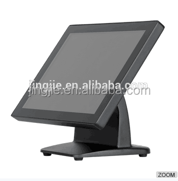 JJ-1500P Touch monitor,barcode scanner, receipt printer, customer pole display, keyboard, cash drawer
