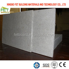 non asbestos cellulose fiber cement siding board for ceiling,external and interior wall