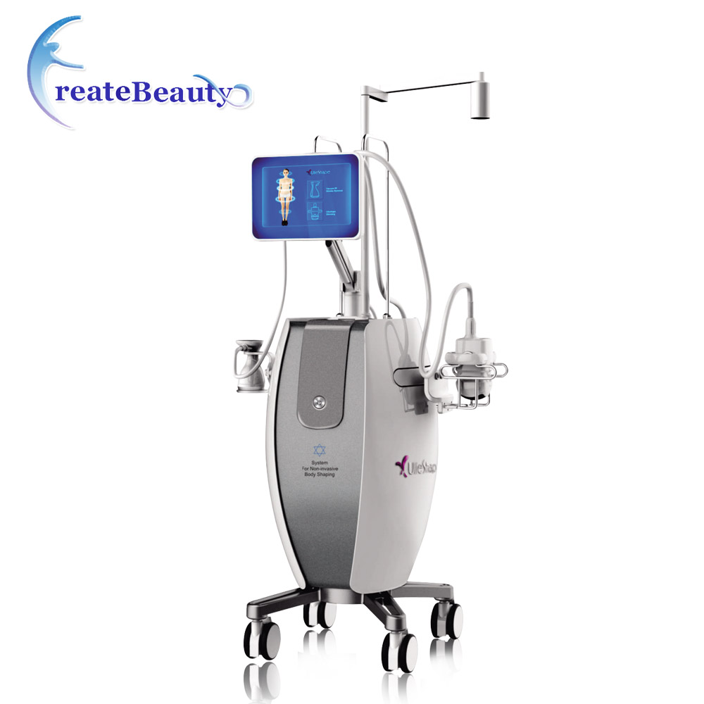 High intensity focused ultrasound CE approved body shape and fat reduce beauty machine