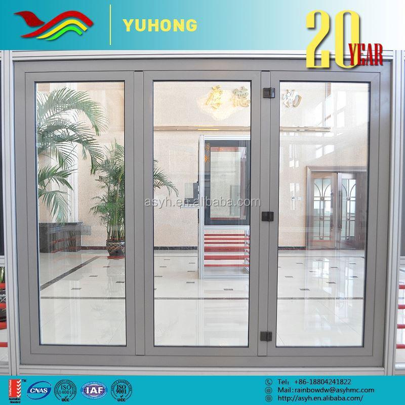2016 factory wholesale low prices custom aluminum shed door buy aluminum shed door kitchen - Kitchen sliding door price ...