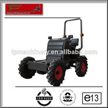 CE EPA multifunctional kubota engine/electric power farm tractor