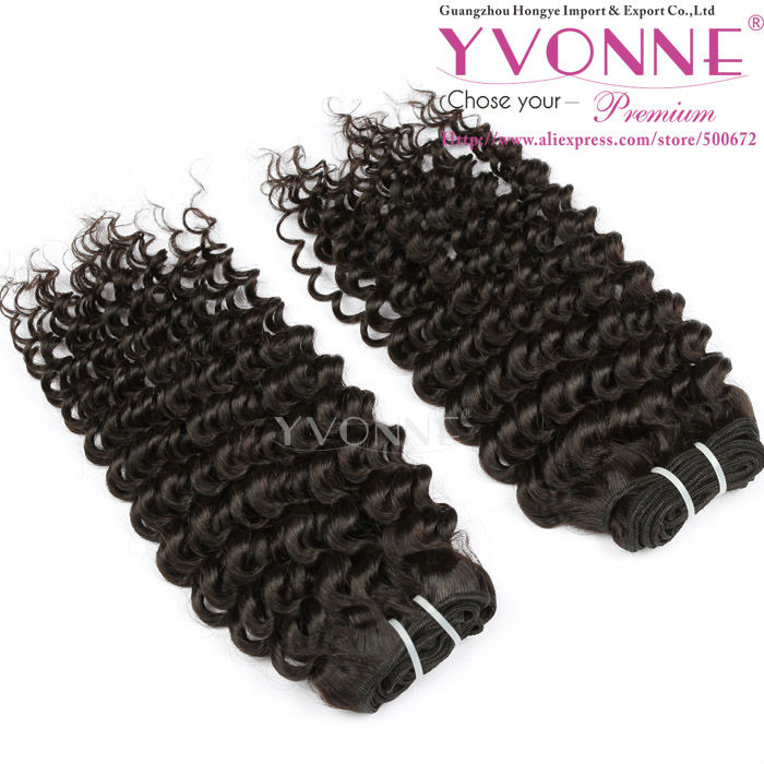 Wholesale remy kinky afro hair weave