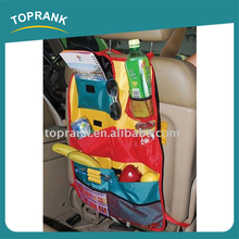 40*58CM colorful kids car back seat organizer