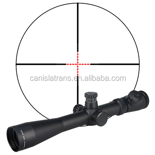 Canislatrans long range optic <strong>M1</strong> 3.5-10X40E HK1-0038 Tactical Side Focus Rifle Scope