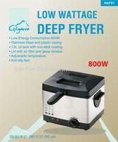 Low Wattage Electric Deep Fryer.